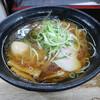 麺哲 - 料理写真:醤油+半熟煮玉子(名古屋コーチン)