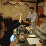 舞桜 - 内観写真:河豚とオマールに大興奮