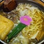 15956206 - 肉めんちゃんこ680円