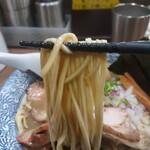 煮干しつけ麺 宮元 - 特製濃厚煮干しそば