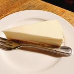 神田伯剌西爾 - 自家製レアチーズケーキ