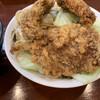 らーめん 五ノ神精肉店 - 料理写真:デミカツビーフつけ麺大盛り
