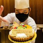 159579595 - ・結婚記念日ケーキ(Toshi Yoroizuka)
