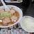 会津喜多方ラーメン 小法師 - 料理写真:ラーメン+シャリシャリ玉ねぎ