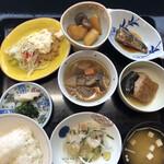 豆狸 - 料理写真:おまかせ定食 1150円