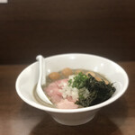 煮干し中華そば 魚魚 -