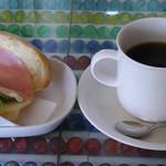 マンシュウ - 料理写真:私の本日のモーニングは計680円