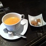 コンフル - 食後のコーヒー
