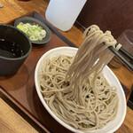 嵯峨谷 - コシの強い蕎麦