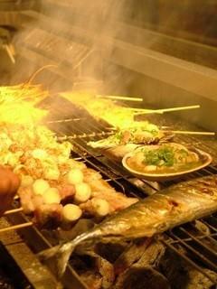 串のきいち - 新鮮な海の幸も各種ご用意しております☆