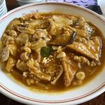 中国飯店 瑞鳳 - 料理写真:家常豆腐