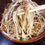 前田食堂 - 私が食べてきた食品の中で、一番胡椒が効いてるかもしれません。