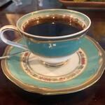秋田さくら - 食後のコーヒー