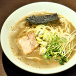 麺処 遊 - 料理写真:'21.10濃厚煮干そば