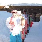 15961814 - 春駒 和田家から出てくる七福神
