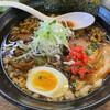 らーめん優月 - 料理写真:粗挽醤油ラーメン 780円