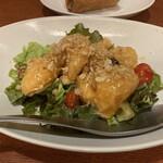 中国旬菜房 幸月 - エビマヨサラダ