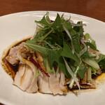 中国旬菜房 幸月 - よだれ鶏
