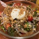 中国旬菜房 幸月 - 幸せ月サラダ