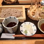 日本橋天ぷら魚新 -