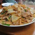 光栄軒 - 料理写真:焼肉