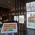 神田川 - 東京競馬場フジビュースタンド5階