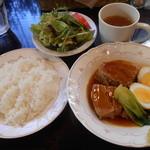 高田牧舎 - 豚バラ肉の角煮