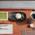 茶寮 石尊 - 料理写真:升ティラミス750円、アイスクリーム300円、ブレンドコーヒー580円