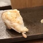 にぎりの一歩 - 北寄貝