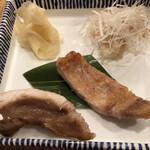 にぎりの一歩 - 豚肉炙り