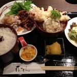 15965948 - 旬菜ランチ 900円