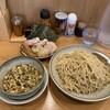 中華そば 笑歩 - 料理写真:特製つけそば大盛り 1,120円+120円(税込)