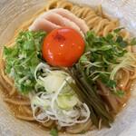 麺ゃ しき - 料理写真:太麺和えそば
