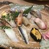 第一玉家寿し - 料理写真:福岡地物にぎり