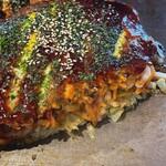 159668762 - 三次唐麺焼 うどんにそばの唐麺 意図せずにちゃんぽん