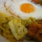 spiceプラス - 朝カレーのサブジ2種
