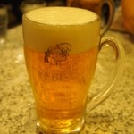 春駒 - 生ビール