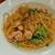 炭焼きイタリアン カルボーネ - 料理写真:トロリと乳化されたオイルソースは、香ばしいガーリックと明太子の塩気にハマる!明太子とブロッコリーのペペロンチーノ