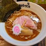 麺屋いちびり - 令和3年10月 ラーメン 780円