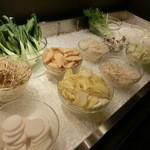 小尾羊 - 野菜バー