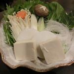 小尾羊 - 野菜盛り