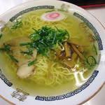 ひろし食堂 - 塩ラーメン