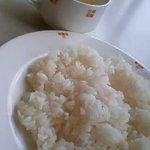 フラカッソ - ライス&スープ