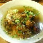 三福 - 鰻釜まぶし(お茶漬け)