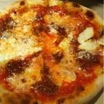 イタリア食堂 LAPANCIA - シェフの気まぐれピザ ボロネーゼ