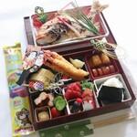 日本料理 昭栄館 - 「おうちで七五三のお祝いセット」5,400円