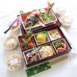 日本料理 昭栄館 - 「おうちで一歳のお誕生日セット」5,400円