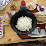 塩釜仲卸市場 マイ海鮮丼コーナー - 料理写真: