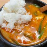 冷麺とちげのお店 Soups -
