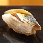 日本橋蛎殻町 すぎた - こはだ
